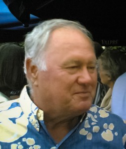 David Morrist (photographed in 2006); photo credit: Marcus Gordon