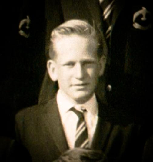 Tony Linck 1963